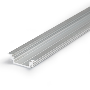 Profil aluminiowy LED GROOVE14 surowy - 3mb