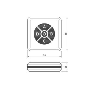 Profil Aluminiowy Groove10 Eled Oświetlenie Led