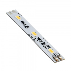 Moduł LED 3 diody  - IP20 12V 1.5W - 69x10mm