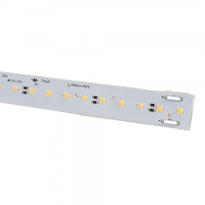 Moduł LED do profilu aluminiowego - LG 20 - 14.4W 2000lm 24V - 495mm