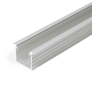 Profil aluminiowy LED LINEA-IN20 surowy - 3mb