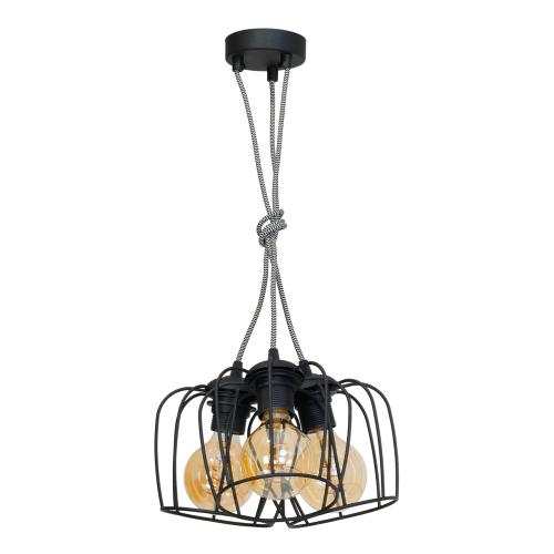 Lampa Industrialna Loft Wiszaca Vintage 121 Milagro Lampy