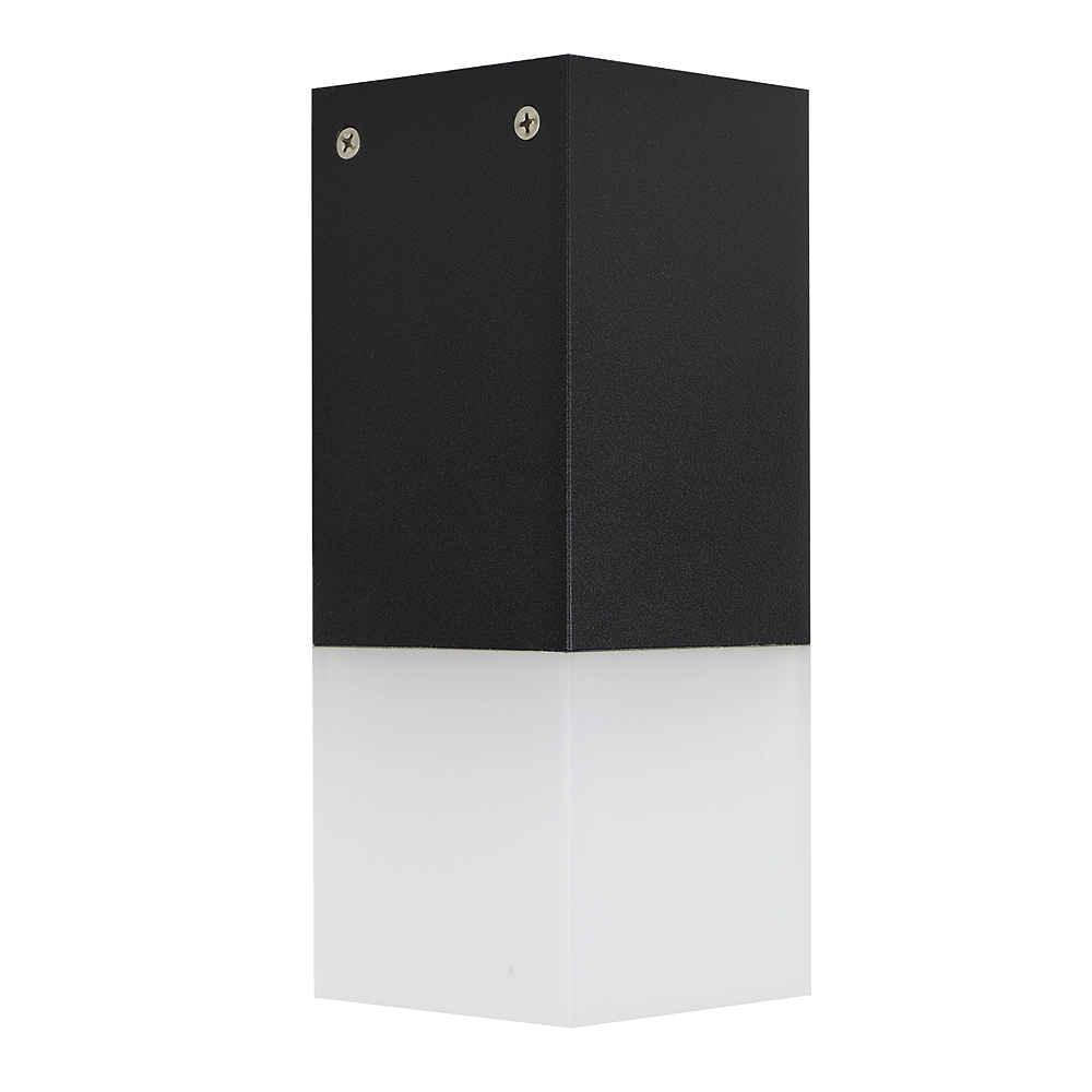 Lampa Sufitowa 1x E27 Cube Cb S Bl