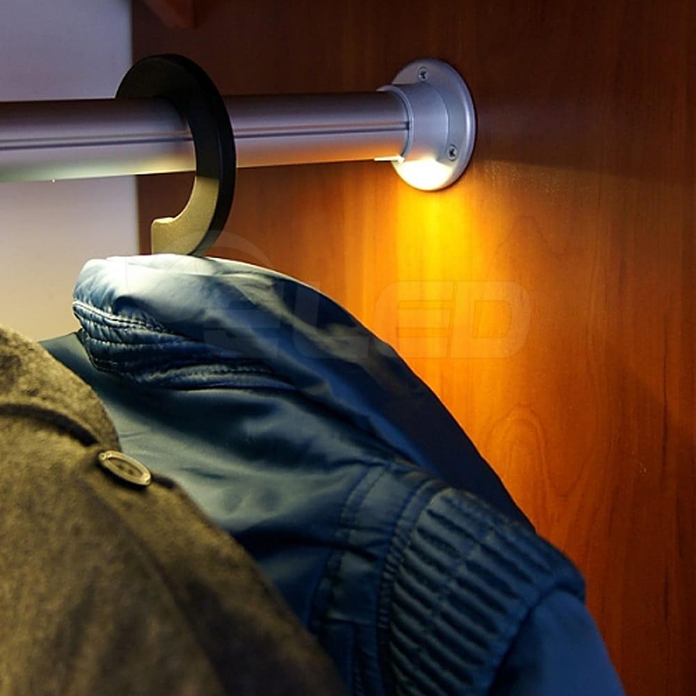 Освещение в шкафу. хоум блог.